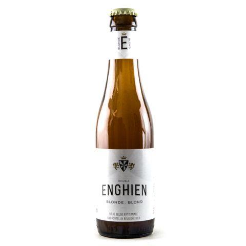 Double Enghien Blond - Fles 33cl - Blond