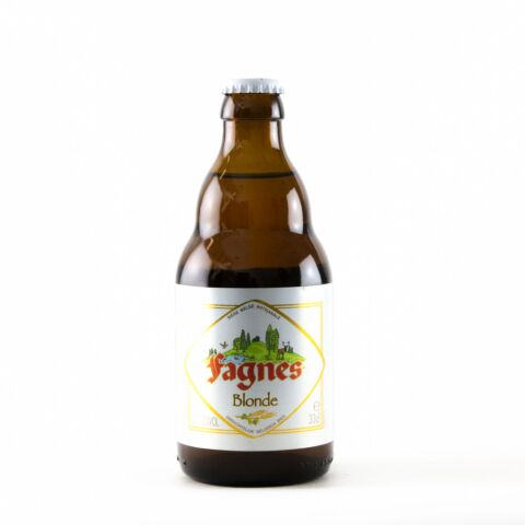 Fagnes blond - Fles 33cl - Blond