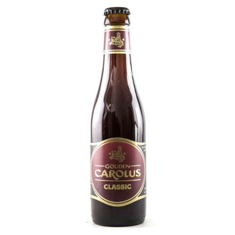 Gouden Carolus Classic - Fles 33cl - Sterk Bruin