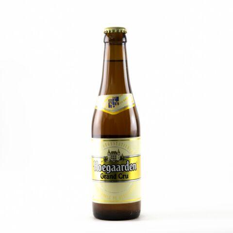 Hoegaarden Grand Cru - Fles 33cl - Sterk Blond