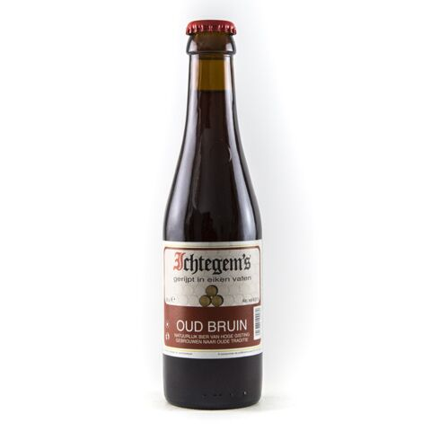 Ichtegem's Oud Bruin - Fles 25cl - Oud Bruin