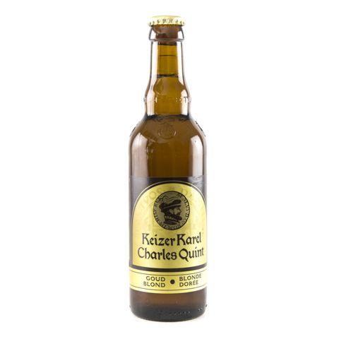 Keizer Karel Blond - Fles 33cl - Blond