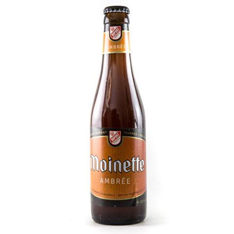 Moinette Ambrée - Fles 33cl - Amber