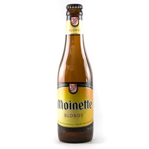 Moinette Blonde - Fles 33cl - Blond