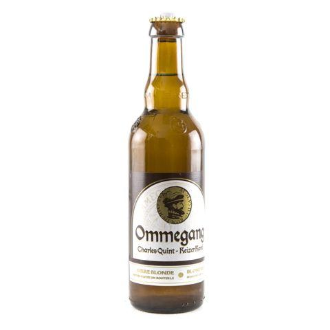 Ommegang - Fles 33cl - Sterk Blond