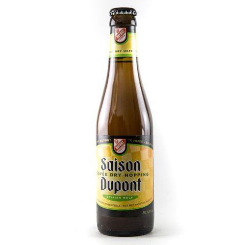 Saison Dupont Cuvée Dry Hopping - Fles 33cl - Blond
