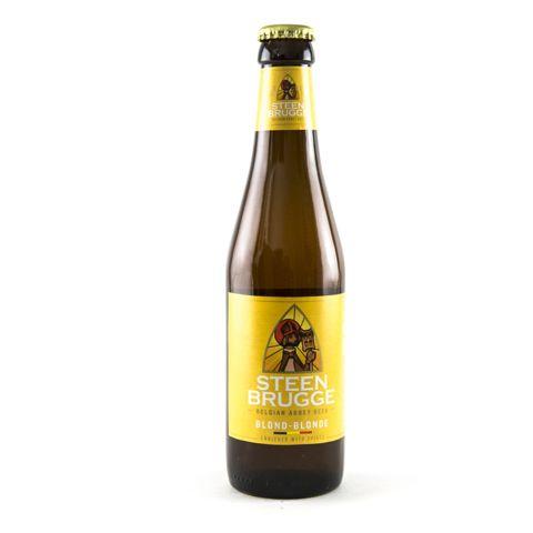 Steenbrugge Blond - Fles 33cl - Blond