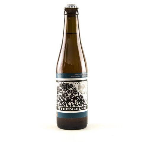 Steenuilke - Fles 33cl - Amber