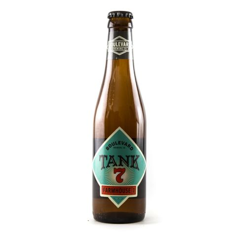 Tank 7 - Fles 33cl - Ale
