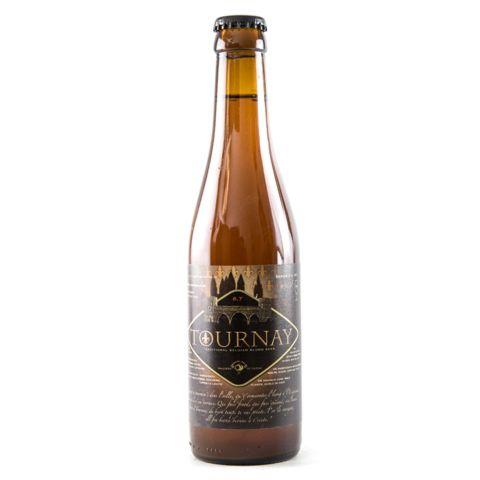 Tournay Blond - Fles 33cl - Blond