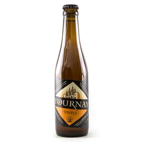 Tournay Triple - Fles 33cl - Tripel
