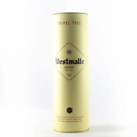 Westmalle Tripel koker - Fles 75cl - Tripel