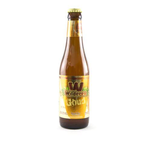 Wilderen Goud - Fles 33cl - Blond