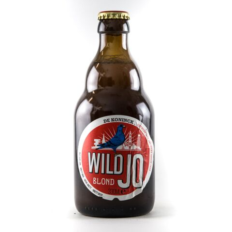 Wild Jo - Fles 33cl - Blond